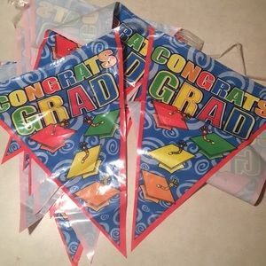 Other - 2 Graduation Party Pennant Sets